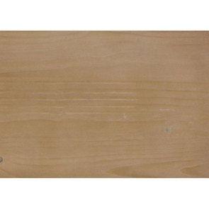 Bureau avec tiroirs en épicéa naturel cendré - First