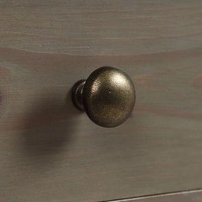 Console 3 tiroirs en épicéa brun fumé - First - Visuel n°12