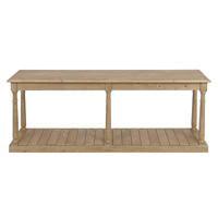 Table drapier en épicéa massif - Natural