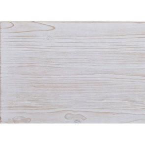Table basse carrée en épicéa massif nuage de blanc - Natural - Visuel n°2