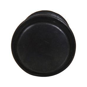 Bouton de meuble en métal noir - Visuel n°4