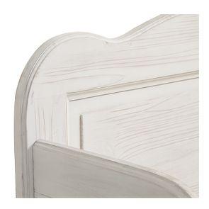 Lit enfant à tiroirs 90x190 cm en épicéa massif nuage de blanc - Natural - Visuel n°9