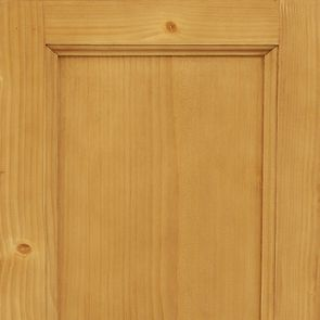 Lit 180x200 avec tiroirs en épicéa naturel ciré - First - Visuel n°12