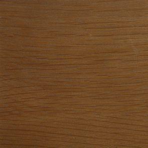 Fauteuil Louis XVI en lin et chêne naturel fumé - Honoré - Visuel n°9
