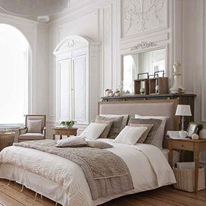 Tête de lit 180 en chêne massif et tissu - Mathilde - Visuel n°3