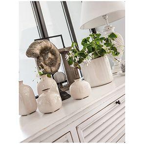Commode blanche de mercerie 7 tiroirs en épicéa - Vénitiennes - Visuel n°4