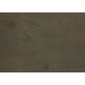 Lit 160x200 cm en épicéa massif brun fumé grisé - Vénitiennes - Visuel n°9
