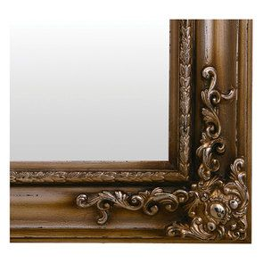Grand miroir doré - Les Miroirs d'Interior's