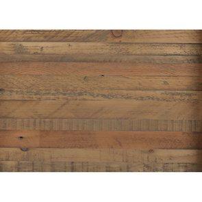 Cabinet de rangement bleu en bois recyclé - Rivages - Visuel n°13