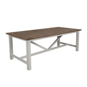 Table à manger rectangulaire 8 personnes - Rivages - Visuel n°4