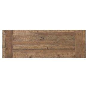Console 3 tiroirs en bois recyclé blanc - Rivages - Visuel n°9