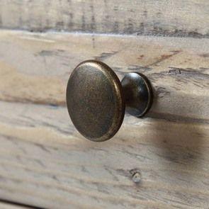 Commode chiffonnier en bois recyclé blanc - Rivages - Visuel n°9