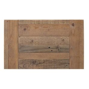 Commode chiffonnier en bois recyclé blanc - Rivages - Visuel n°7