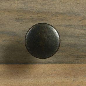 Commode chiffonnier en bois recyclé bleu navy - Rivages - Visuel n°11