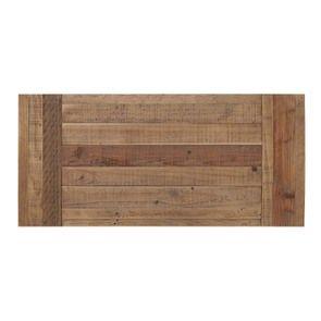 Commode 5 tiroirs en bois recyclé blanc - Rivages - Visuel n°8