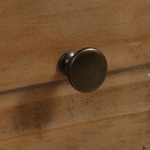 Lit 140x200 bleu navy avec tiroirs - Rivages - Visuel n°13