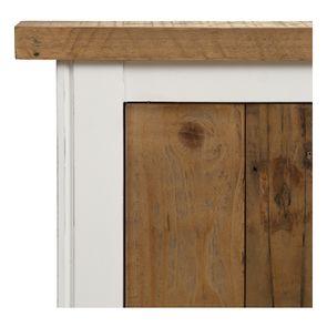 Lit 180x200 blanc avec tiroirs - Rivages - Visuel n°13