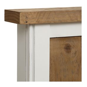Lit 180x200 blanc avec tiroirs - Rivages - Visuel n°14