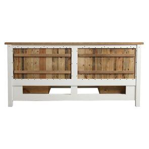 Lit 180x200 blanc avec tiroirs - Rivages - Visuel n°11