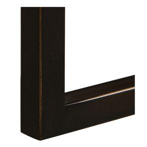 Table basse carrée contemporaine en frêne blanc et acier - Demeure