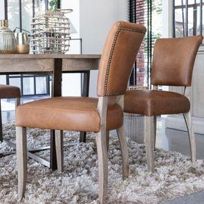 Table ronde extensible en bois et métal - Demeure - Visuel n°3
