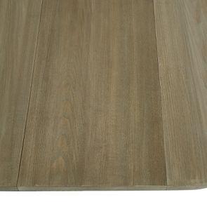 Table ronde extensible en bois et métal - Demeure - Visuel n°16