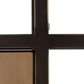 Bibliothèque en bois et acier - Demeure - Visuel n°18