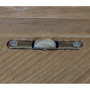Bout de canapé en bois et métal - Demeure - Visuel n°19