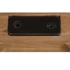 Bout de canapé en bois et métal - Demeure - Visuel n°20