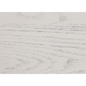 Banc coffre en frêne massif blanc et métal - Demeure - Visuel n°3