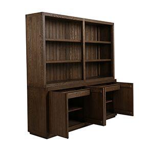 Buffet contemporain 4 portes 2 tiroirs en frêne - Basale - Visuel n°4