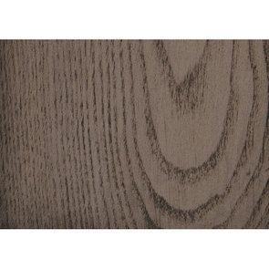 Bout de canapé contemporain en verre et frêne naturel fumé - Basale - Visuel n°11