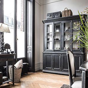 Buffet bas 4 portes 2 tiroirs - Bruges