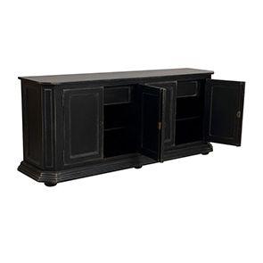 Buffet bas 4 portes 2 tiroirs - Bruges - Visuel n°4
