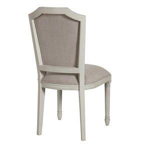 Chaise en tissu et hévéa - Bruges - Visuel n°4