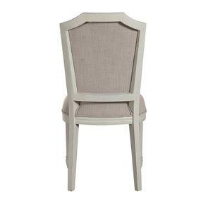 Chaise en tissu et hévéa - Bruges - Visuel n°5