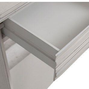 Console lin vieilli 3 tiroirs - Bruges - Visuel n°10
