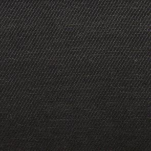 Fauteuil bergère en frêne noir et tissu feuilles noires - Bruges - Visuel n°10