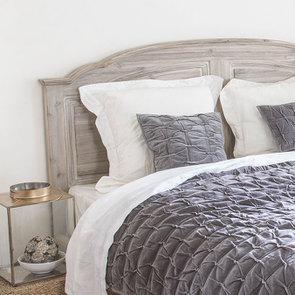 Tête de lit 160 en acacia massif - Chenonceau