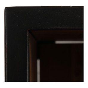 Bibliothèque à cases industrielle en bois recyclé et acier - Manufacture - Visuel n°11