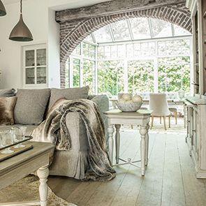 Bout de canapé en épicéa massif - Amboise - Visuel n°2