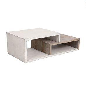 Table basse rectangulaire en pin - Embruns - Visuel n°3