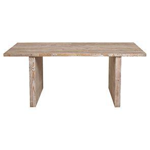 Table à manger en pin 6 à 8 personnes - Embruns - Visuel n°12