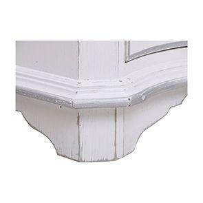 Commode blanche 3 tiroirs en bois - Monceau - Visuel n°9