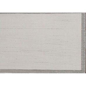 Tête de lit 90 cm en bois blanc satiné - Monceau - Visuel n°2