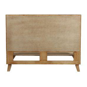 Lit 140x190 en bois recyclé - Empreintes - Visuel n°7