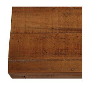 Table de chevet en bois recyclé - Empreintes - Visuel n°14