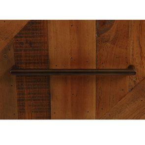Table de chevet en bois recyclé - Empreintes - Visuel n°17