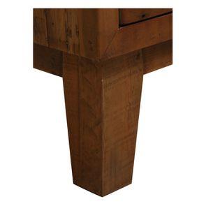 Commode chiffonnier en bois recyclé - Empreintes - Visuel n°10
