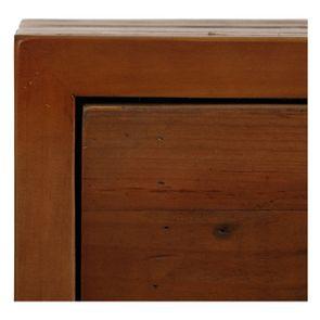 Commode chiffonnier en bois recyclé - Empreintes - Visuel n°11